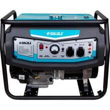 Генератор бензиновий SIGMA 5.0 / 5.5кВт 4-х тактний ручний запуск (5710461)