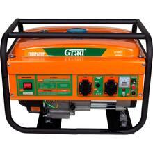 Генератор бензиновий GRAD 2.5 / 2.8кВт 4-х тактний ручний запуск (5710915)