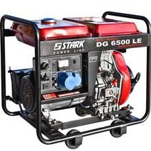 Генератор STARK DG 6500 LE (260010050)