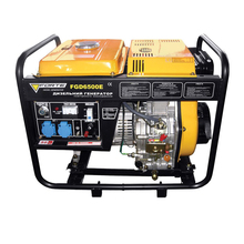 Дизельний генератор FORTE FGD 6500E (43690)