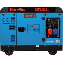 Генератор ENERSOL SKDS-8E-3B