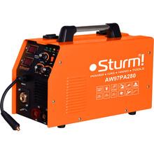 Сварочный инвертор STURM 280 А (AW97PA280)