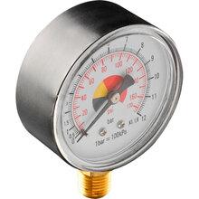 """Манометр сжатого воздуха NEO TOOLS 60 мм 1/4 """" (12-588)"""