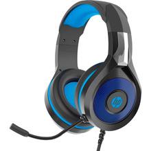 Гарнитура HP DHE-8010 Gaming Blue LED Black
