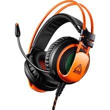 Гарнитура CANYON Corax GH-5 Gaming Black/Orange (CND-SGHS5A)