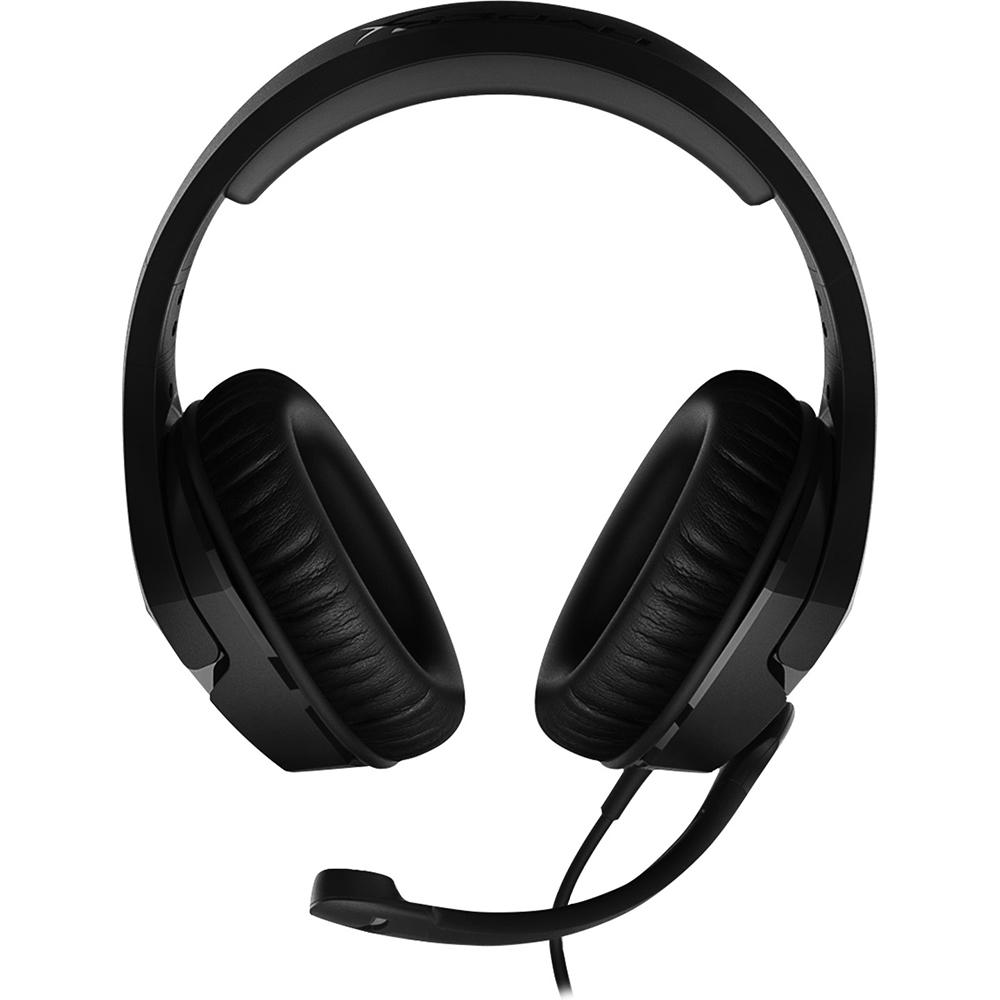 Гарнитура HyperX Cloud Stinger Gaming Headset Black (HX-HSCS-BK/EE) Крепление дуга (над головой)
