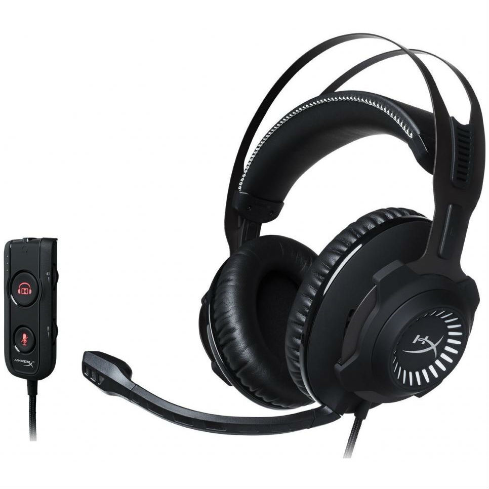 Гарнитура HyperX Cloud Revolver S Headset DolbySurround 7.1 Класс геймерская