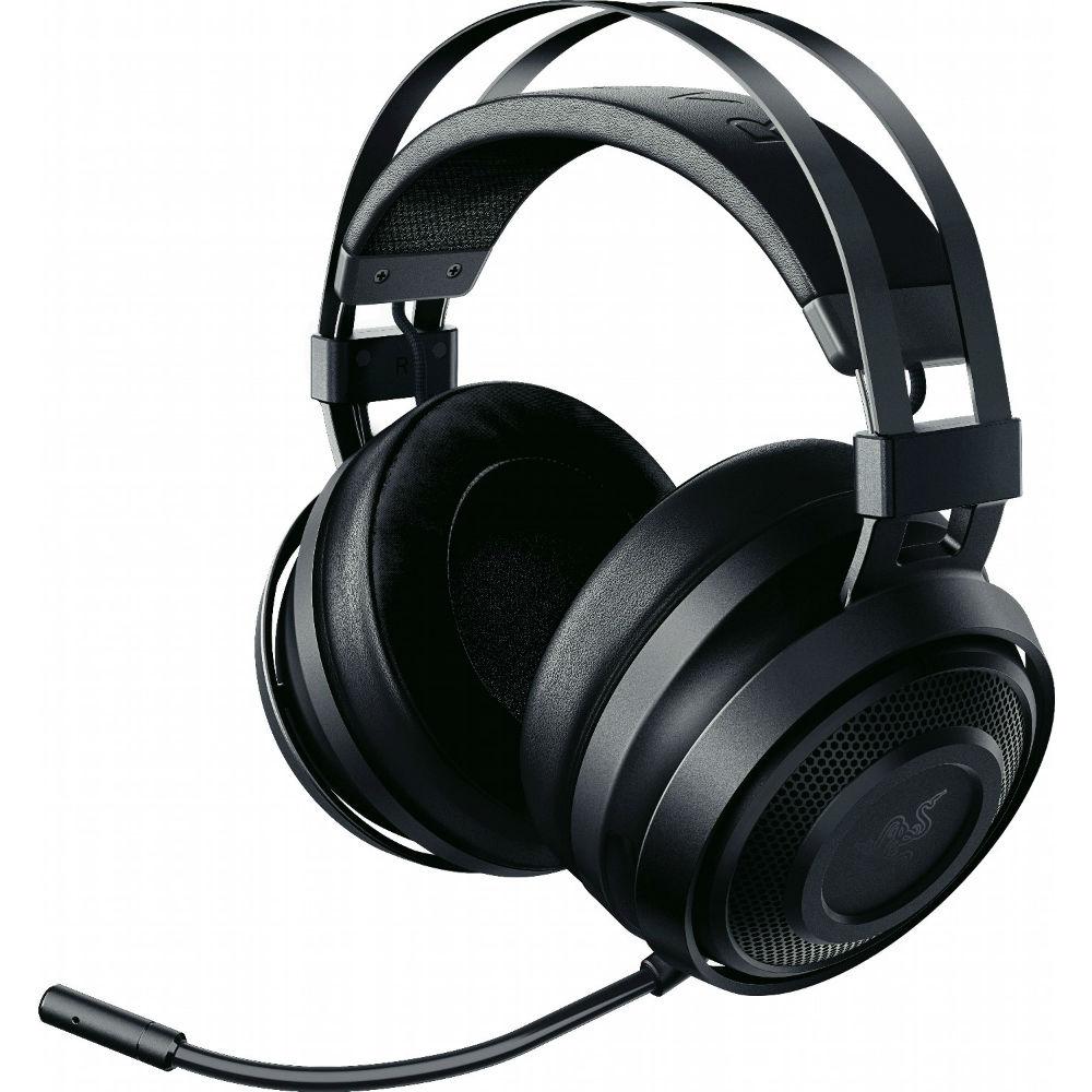 Гарнитура RAZER Nari Essential (RZ04-02690100-R3M1) Конструкция полноразмерные (полный обхват уха)