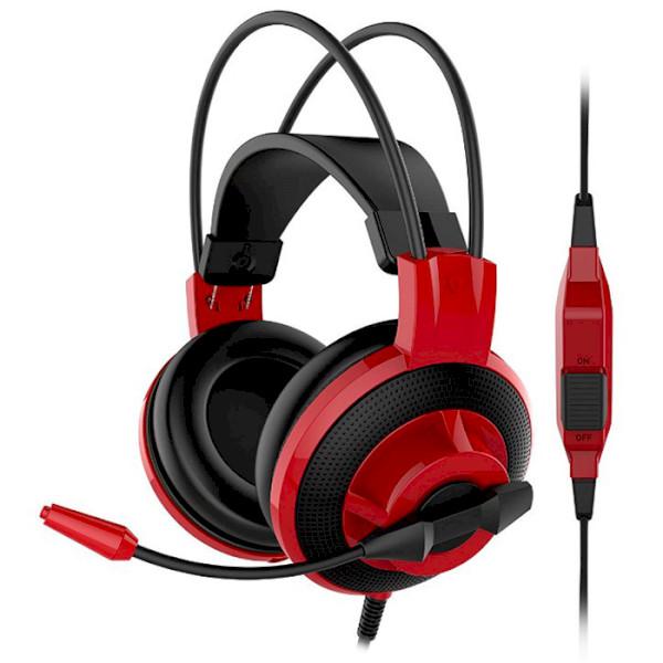 Гарнитура MSI DS501 GAMING Headset White (S37-2100921-SV1)