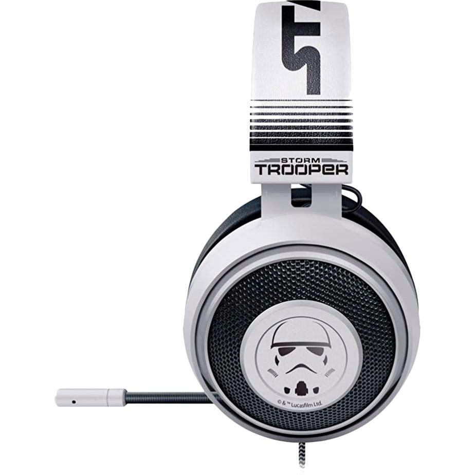 Гарнитура Razer Kraken Stormtrooper Edition White (RZ04-02830600-R3M1) Класс геймерская