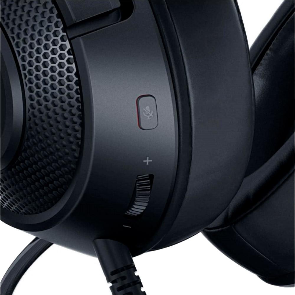 Гарнитура RAZER Kraken X USB Black (RZ04-02960100-R3M1) Конструкция полноразмерные (полный обхват уха)