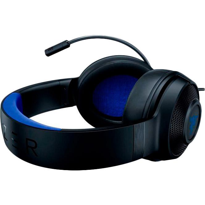 Гарнитура Razer Kraken X For Console Black (RZ04-02890200-R3M1) Конструкция полноразмерные (полный обхват уха)