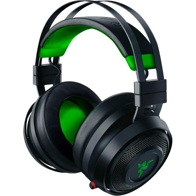 Гарнитура Razer Nari Ultimate For Xbox One Black/Green (RZ04-02910100-R3M1) Класс геймерская