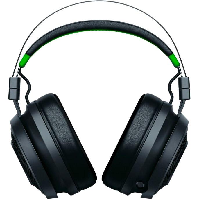 Гарнитура Razer Nari Ultimate For Xbox One Black/Green (RZ04-02910100-R3M1) Крепление дуга (над головой)