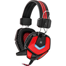 Гарнитура DEFENDER (64542) Ridley Black + Red (64542)