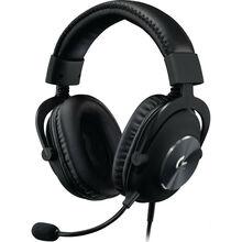 Навушники Logitech G PRO X Gaming Headset Black (L981-000818)
