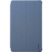 Чехол HUAWEI Flip Cover для MediaPad T8 Grey/Blue (96662488)