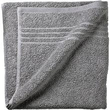 Полотенце махровое Kela Leonora 70x140 cм Dark Grey (23423)