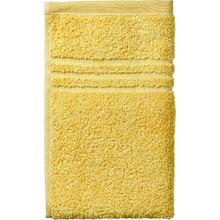 Рушник махровий Kela Leonora 30x50 cм Yellow (23441)
