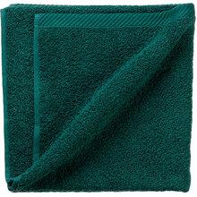 Полотенце KELA Ladessa 50 x 100 см Dark Green (4025457232749)