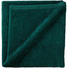 Полотенце KELA Ladessa 70 x 140 см Dark-Green (4025457232756)