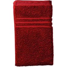 Полотенце KELA Leonora 30x50 см Velvet Red (4025457234378)