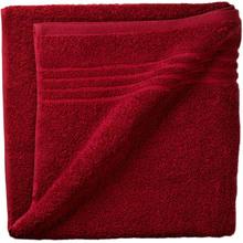 Полотенце KELA Leonora 70x140 см Velvet Red (4025457234392)