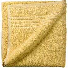 Полотенце KELA Leonora 70x140 см Sahara Yellow (4025457234439)
