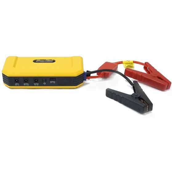 Пуско-зарядное устройство DINOGY Jump Starter GP-12V4A 12000mAh (DJS-12000) Выходное напряжение 5