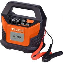 Зарядно-пусковое устройство STURM  12 В 18 А 2-400 Ач (BC12300)