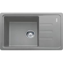 Кухонна мийка FRANKE Malta BSG 611-62 Сірий камінь (114.0575.042)