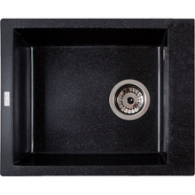 Кухонна мийка VENTOLUX Amore 500x400х200 Space Black (2059765959786)