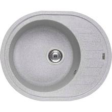 Кухонна мийка VENTOLUX Monica Gray Granite (2059765957270)