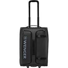 Дорожній чемодан WENGER XC Tryal M Black (610173)