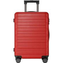 """Чемодан дорожный XIAOMI RunMi 90 Seven-bar luggage 20"""" Red (Ф03695)"""