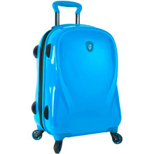 Чемодан дорожный HEYS xcase 2G L Azure Blue (926764)
