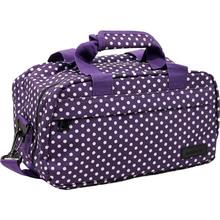 Сумка дорожная MEMBERS Essential On-Board Travel Bag 12.5 Purpl Polka (SB-0043-PP)