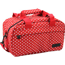 Сумка дорожная MEMBERS Essential On-Board Travel Bag 12.5 Red Polka (SB-0043-RP)
