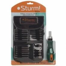 Отвертка STURM с насадками 26 шт (1040-08-SS2)