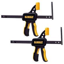 Струбцини для напрямних шин DEWALT 2 шт (DWS5026)