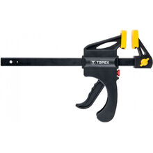 Струбцина автоматическая TOPEX 60 х 150 мм (12A515)