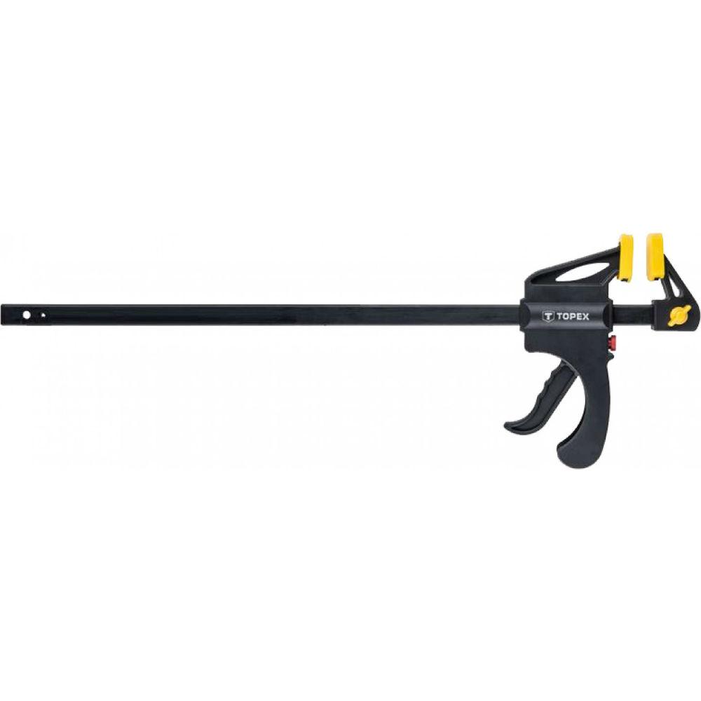 Струбцина Topex автоматическая 750 x 60 мм (12A575)
