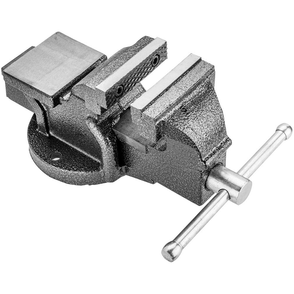 Тиски TOPEX 100 мм (07A110)