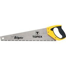 Ножівка по дереву TOPEX Aligator 450 мм (10A446)