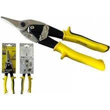 Ножницы по металлу Сталь 41003 CrV 250 мм прямые (40649)