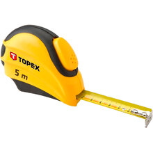 Рулетка TOPEX 5 м (27C385)
