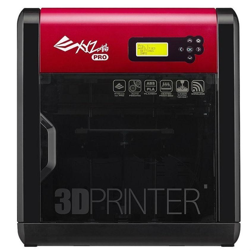 3D-принтер XYZPRINTING da Vinci 1.0 PRO 3-in-1 WiFi (3F1ASXEU01K)