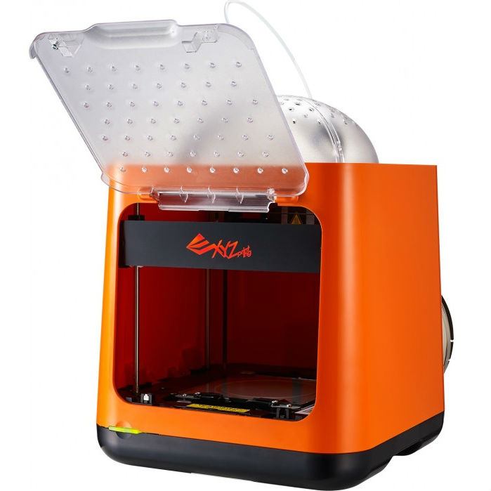 3D-принтер XYZPRINTING da Vinci Nano (3FNAXXEU01B) Технология печати FDM (PJP, FFF)