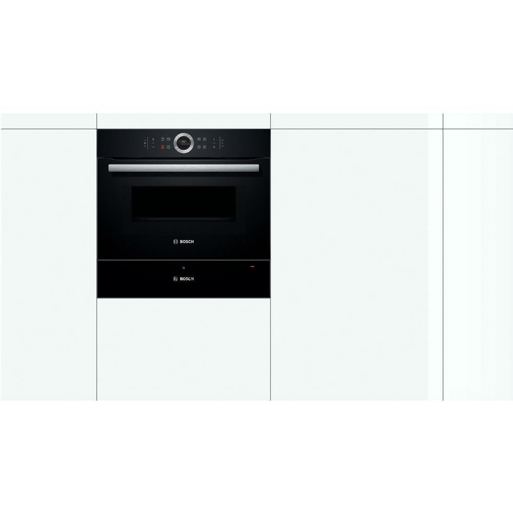 Шкаф для подогрева посуды BOSCH BIC630NB1 Мощность 0.81