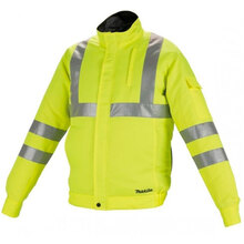 Куртка MAKITA с вентиляцией аккумуляторная LXT/CXT (DFJ214ZXL)